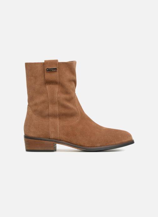 Bottines et boots Les Tropéziennes par M Belarbi Curcuma Marron vue derrière