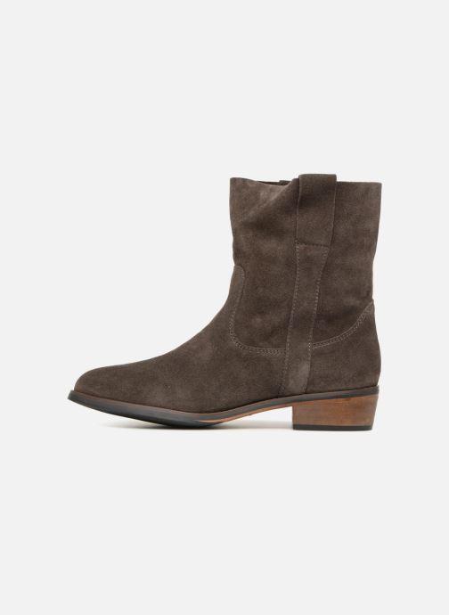 Boots en enkellaarsjes Les Tropéziennes par M Belarbi Curcuma Grijs voorkant