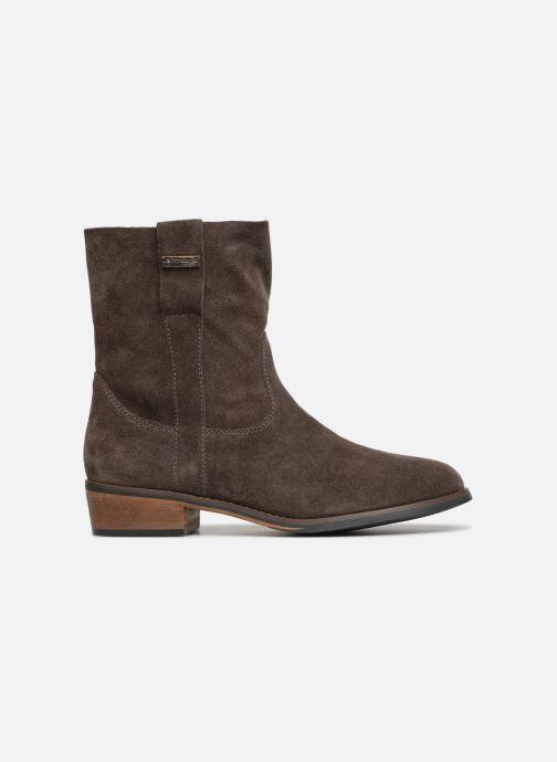 Bottines et boots Les Tropéziennes par M Belarbi Curcuma Gris vue derrière