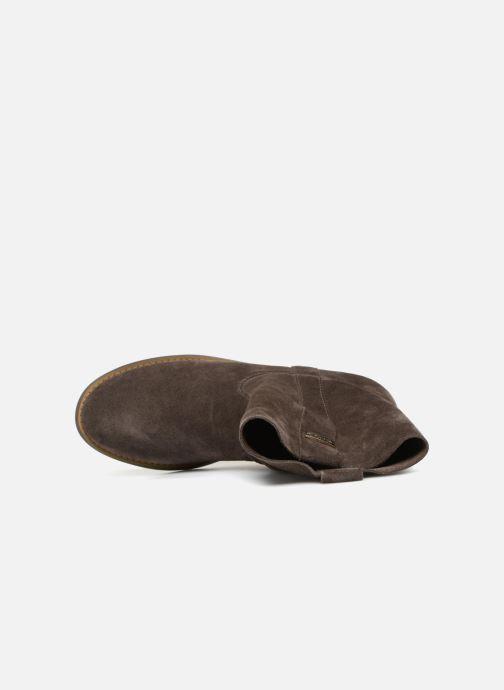 Bottines et boots Les Tropéziennes par M Belarbi Curcuma Gris vue gauche