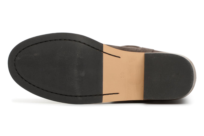Bottines et boots Les Tropéziennes par M Belarbi Curcuma Gris vue haut