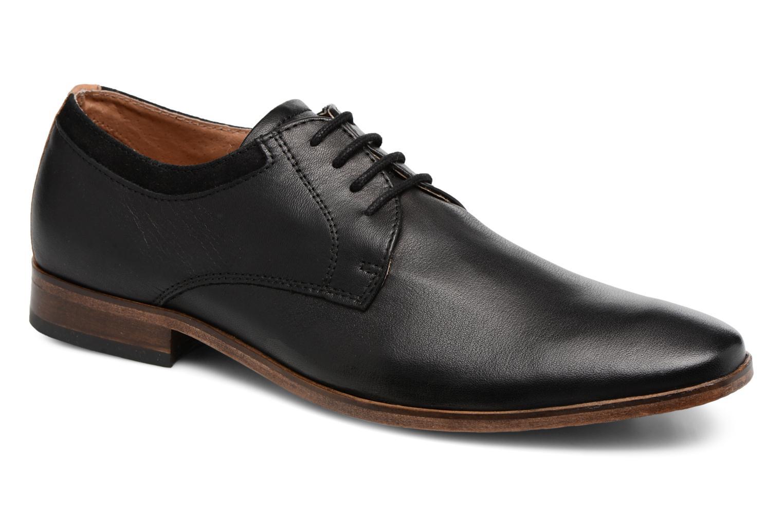 Chaussures à lacets Mr SARENZA Sberry Noir vue droite
