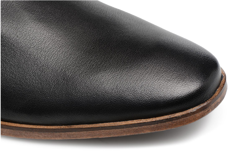 Chaussures à lacets Mr SARENZA Sberry Noir vue gauche