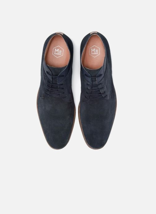 Ankle boots Mr SARENZA Stall Blue model view