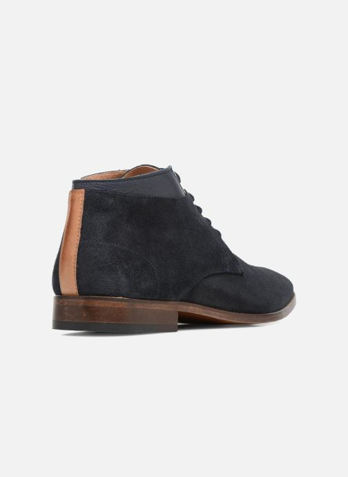Ankle boots Mr SARENZA Stall Blue front view