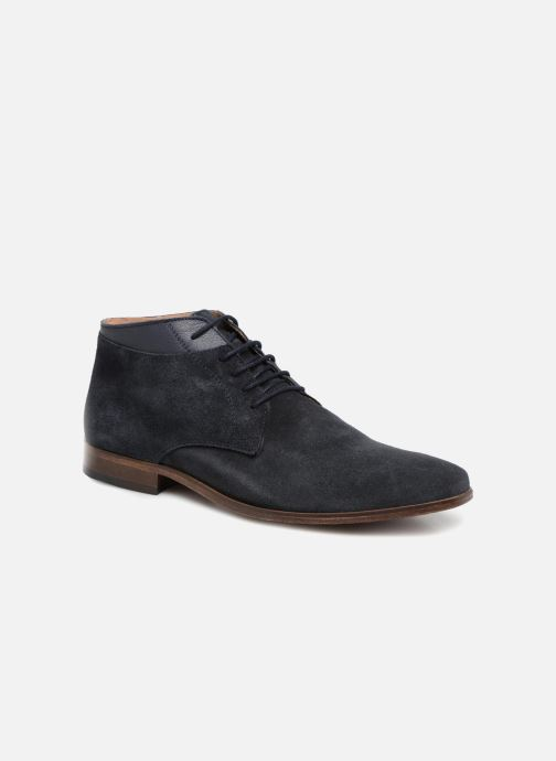 Ankle boots Mr SARENZA Stall Blue view from the right