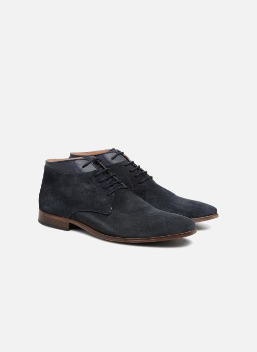 Ankle boots Mr SARENZA Stall Blue back view