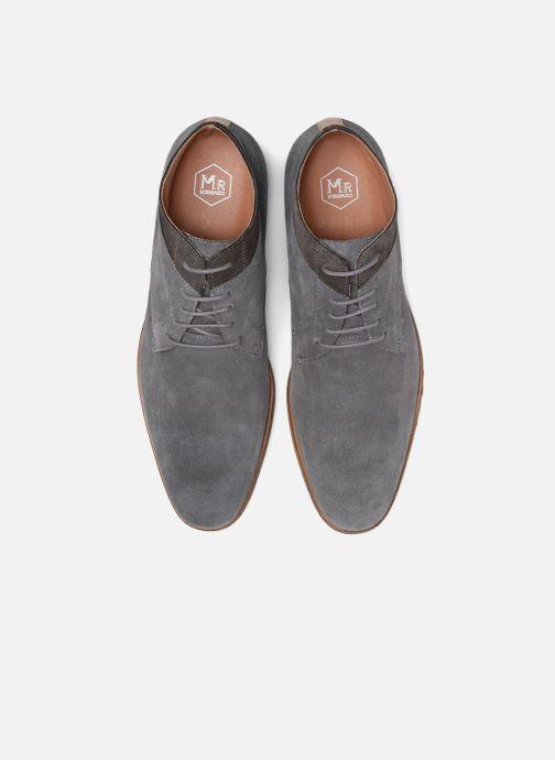 Bottines et boots Mr SARENZA Stall Gris vue portées chaussures