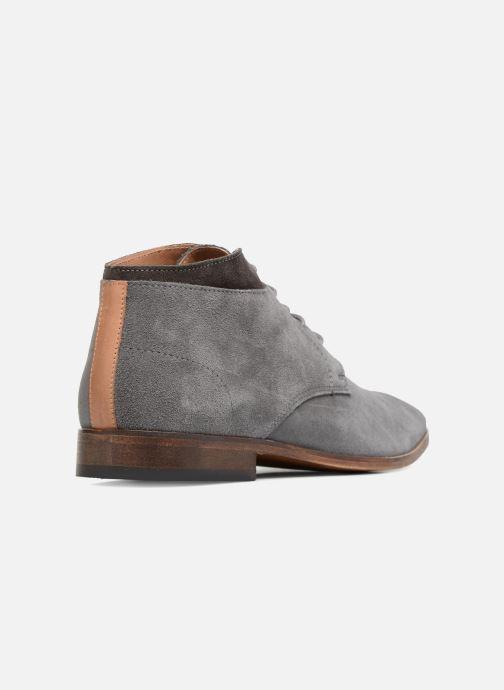Stiefeletten & Boots Mr SARENZA Stall grau ansicht von vorne