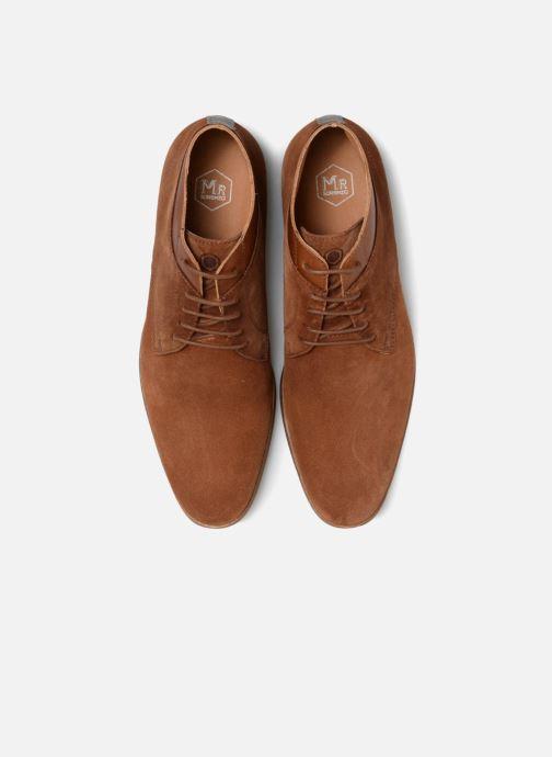 Bottines et boots Mr SARENZA Stall Marron vue portées chaussures
