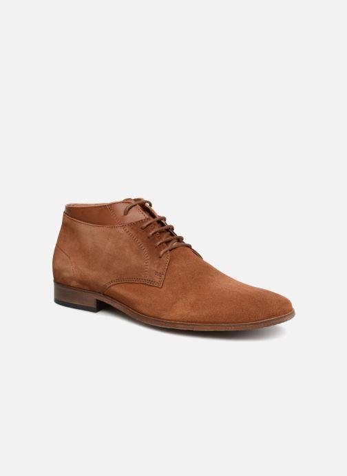 Bottines et boots Mr SARENZA Stall Marron vue droite