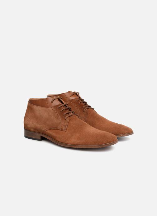 Bottines et boots Mr SARENZA Stall Marron vue derrière