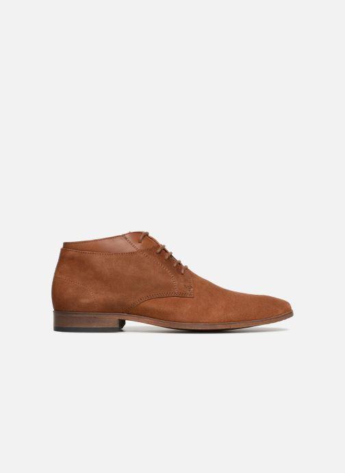 Bottines et boots Mr SARENZA Stall Marron vue détail/paire
