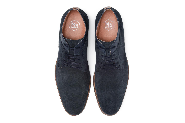 Bottines et boots Mr SARENZA Stall Bleu vue portées chaussures