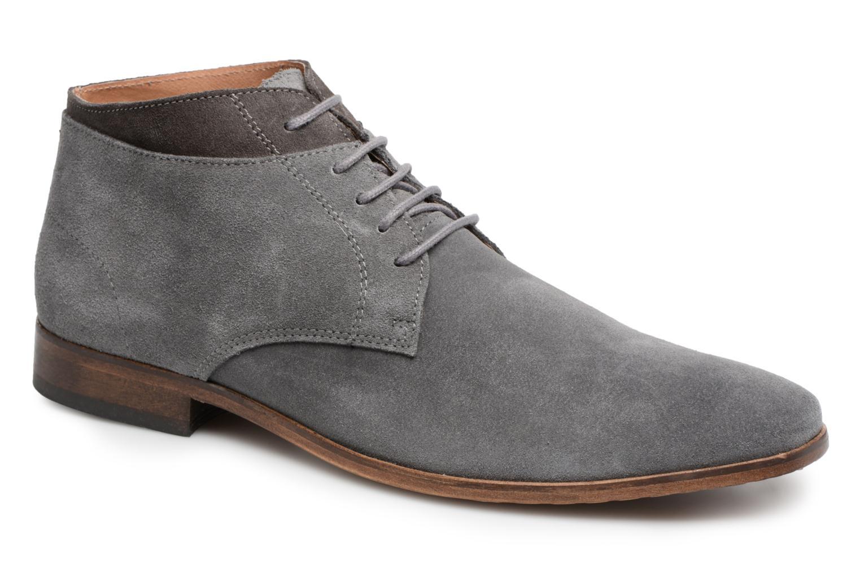 Bottines et boots Mr SARENZA Stall Gris vue droite