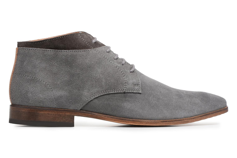 Bottines et boots Mr SARENZA Stall Gris vue détail/paire