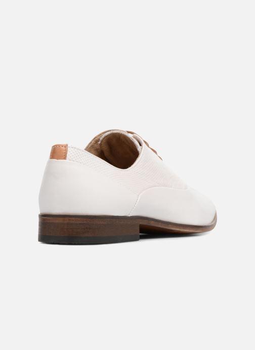 Zapatos con cordones Mr SARENZA Smary Blanco vista de frente