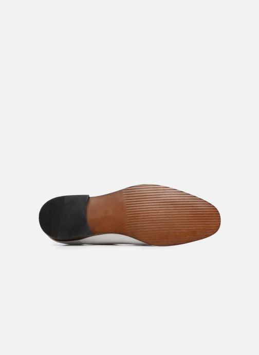 Chaussures à lacets Mr SARENZA Smary Blanc vue haut