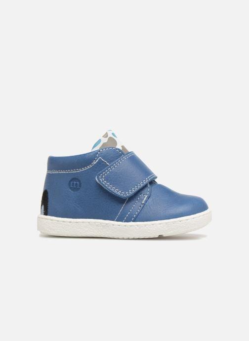 Bottines et boots Melania Celso Bleu vue derrière