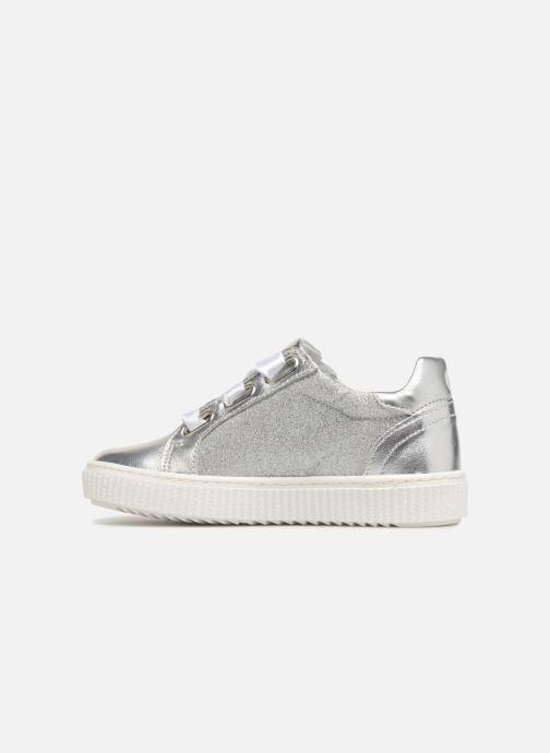 Sneakers Melania Idelma Zilver voorkant