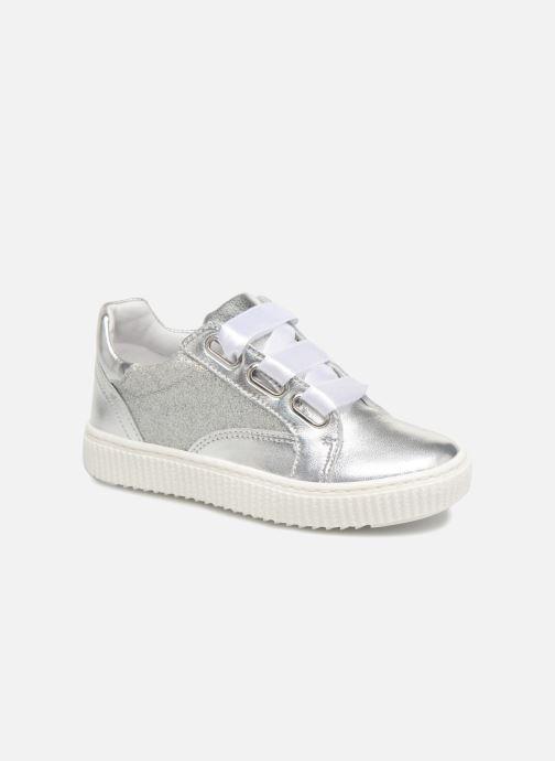Sneakers Melania Idelma Zilver detail