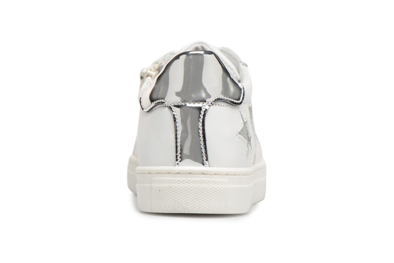 Sneakers Melania Armanda Wit rechts