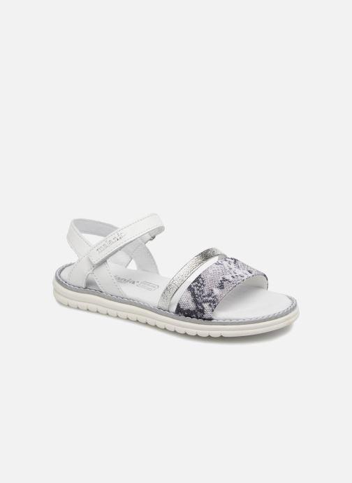Sandales et nu-pieds Melania Ornella Blanc vue détail/paire