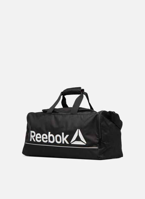 Sacs de sport Reebok Act Roy S Grip Noir vue portées chaussures