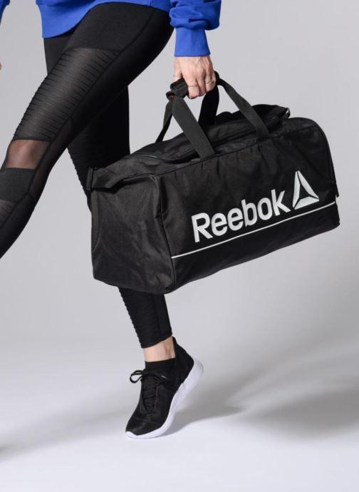 Sacs de sport Reebok Act Roy S Grip Noir vue bas / vue portée sac
