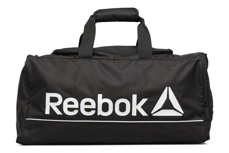 Sporttaschen Reebok Act Roy S Grip schwarz detaillierte ansicht/modell