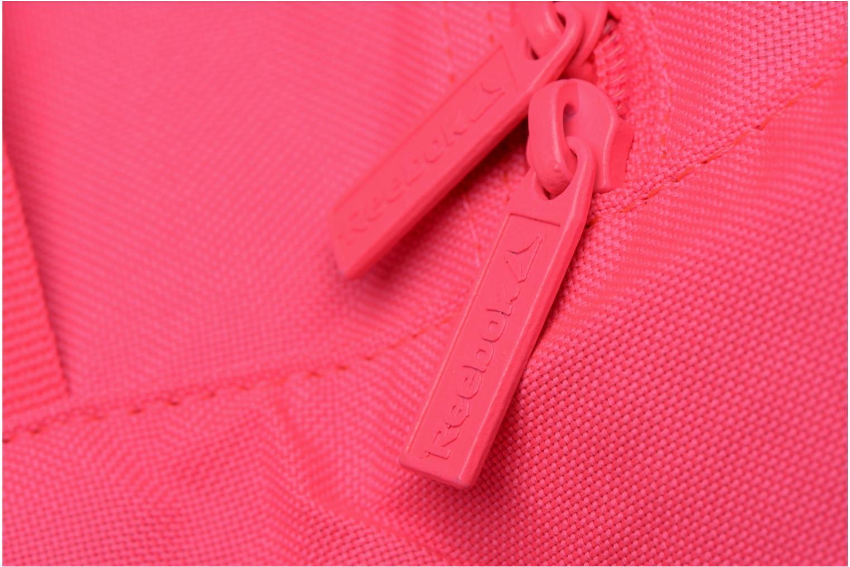 Sporttaschen Reebok Act Roy S Grip schwarz ansicht von links