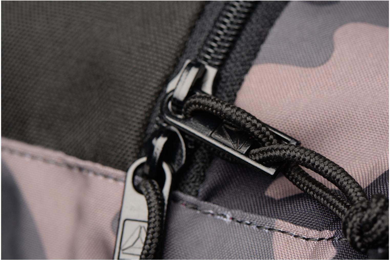 Sporttaschen Reebok Act Enh GR Grip schwarz ansicht von links
