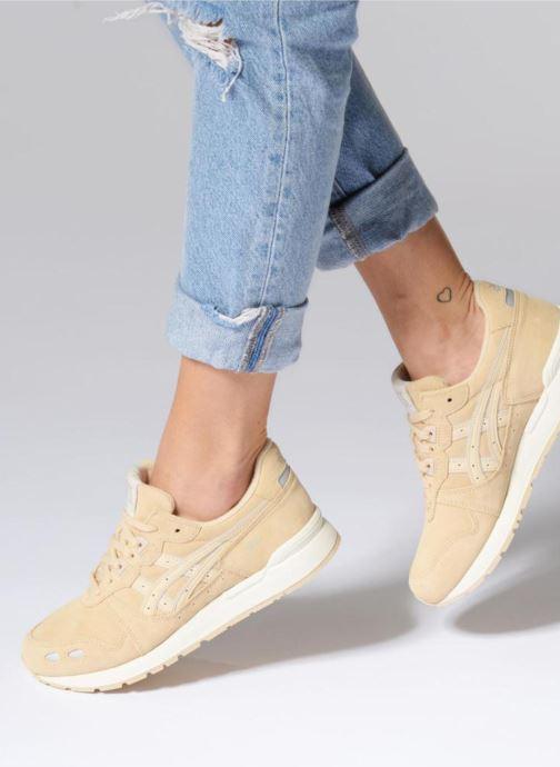 Sneakers Asics Gel-Lyte W Wit onder
