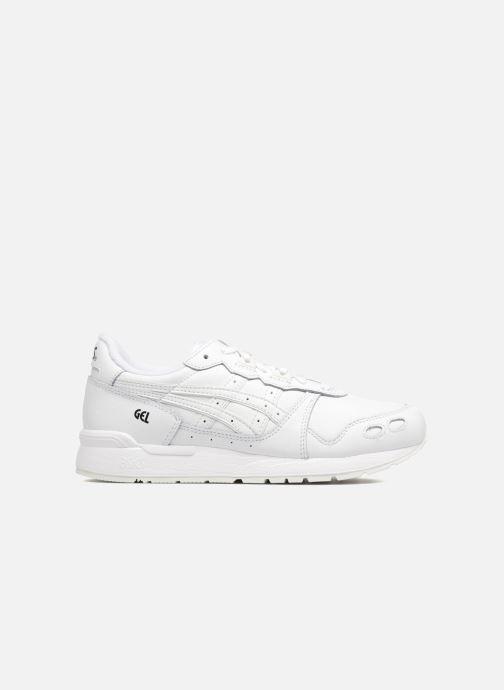 Sneakers Asics Gel-Lyte W Wit achterkant