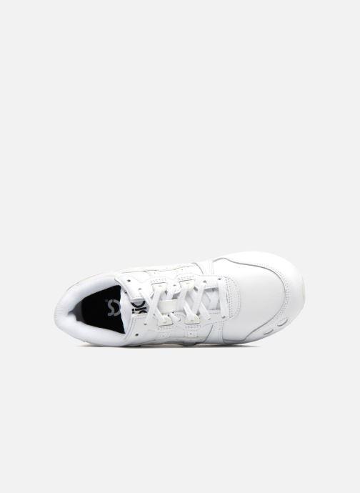 Baskets Asics Gel-Lyte W Blanc vue gauche