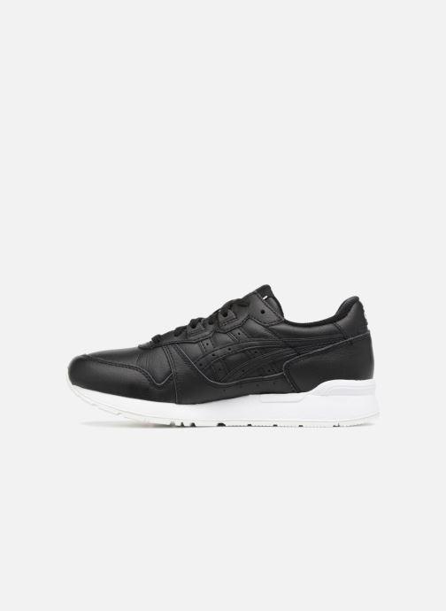 Sneakers Asics Gel-Lyte W Zwart voorkant