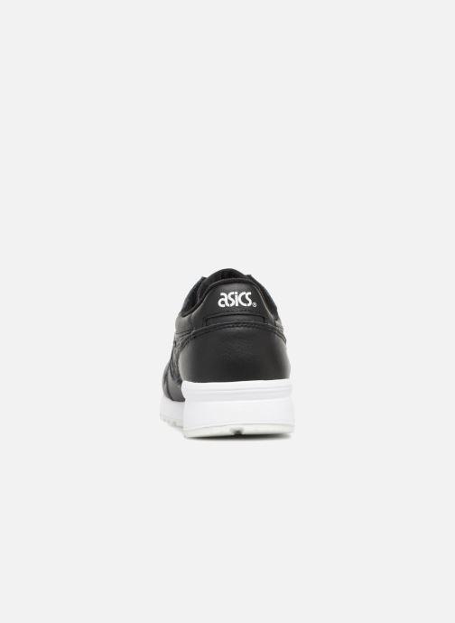 Sneakers Asics Gel-Lyte W Zwart rechts