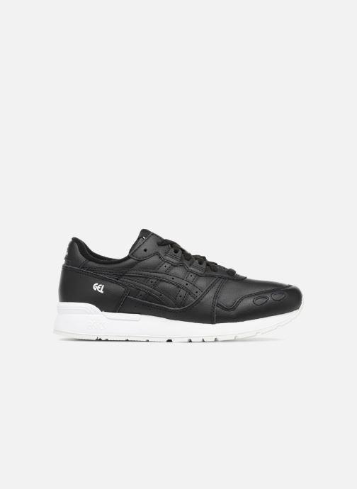 Sneakers Asics Gel-Lyte W Zwart achterkant