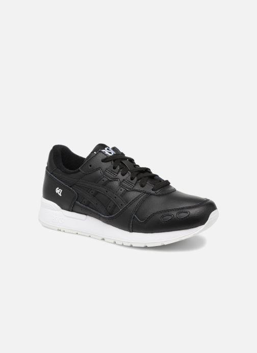 Sneakers Asics Gel-Lyte W Zwart detail