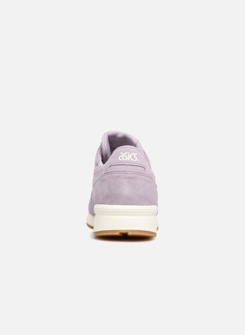 Trainers Asics Gel-Lyte W Purple view from the right