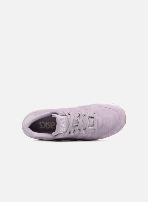 Trainers Asics Gel-Lyte W Purple view from the left