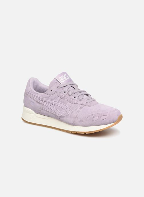 Trainers Asics Gel-Lyte W Purple detailed view/ Pair view