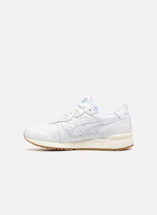 Sneaker Asics Gel-Lyte W weiß ansicht von vorne