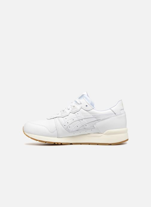 Baskets Asics Gel-Lyte W Blanc vue face