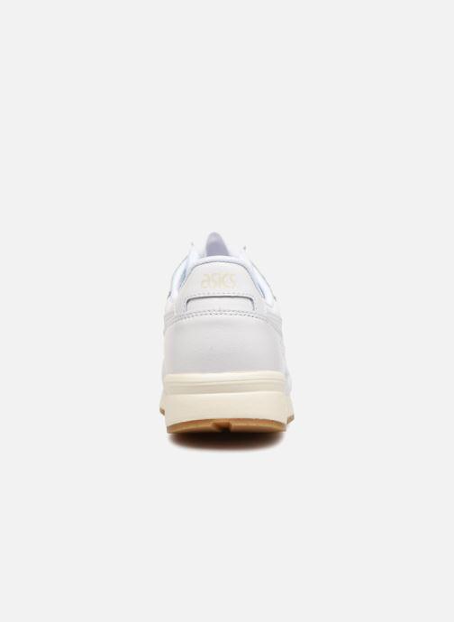 Sneaker Asics Gel-Lyte W weiß ansicht von rechts