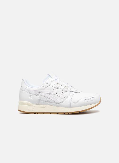 Sneaker Asics Gel-Lyte W weiß ansicht von hinten