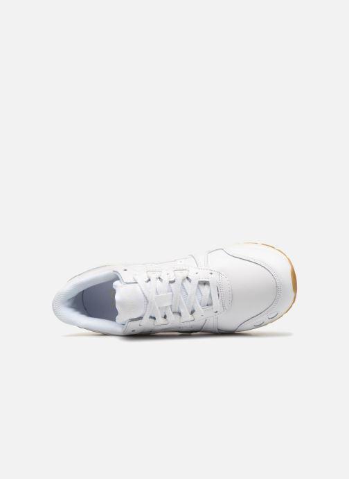 Sneaker Asics Gel-Lyte W weiß ansicht von links