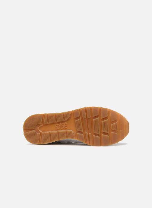 Sneaker Asics Gel-Lyte W weiß ansicht von oben