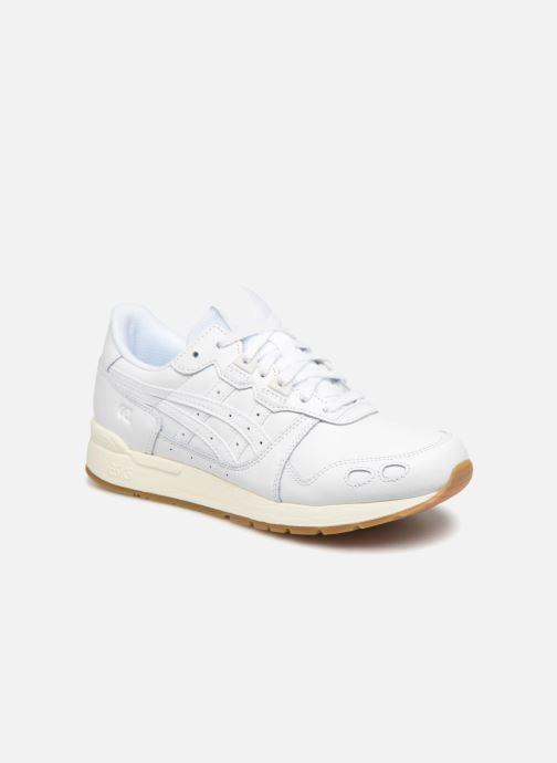 Baskets Asics Gel-Lyte W Blanc vue détail/paire