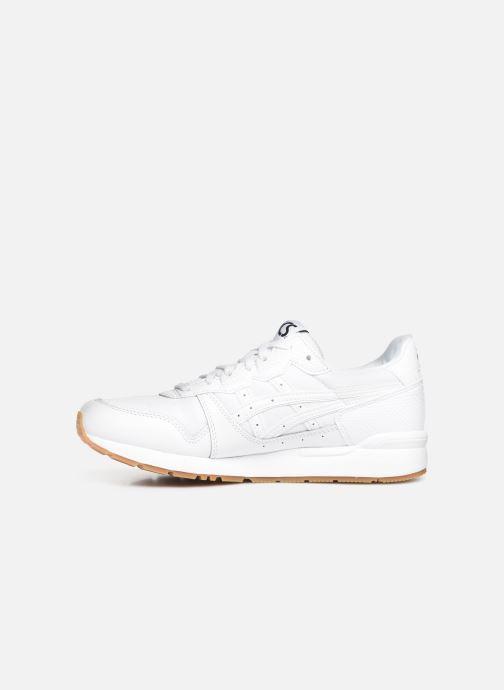 Sneakers Asics Gel-Lyte W Hvid se forfra